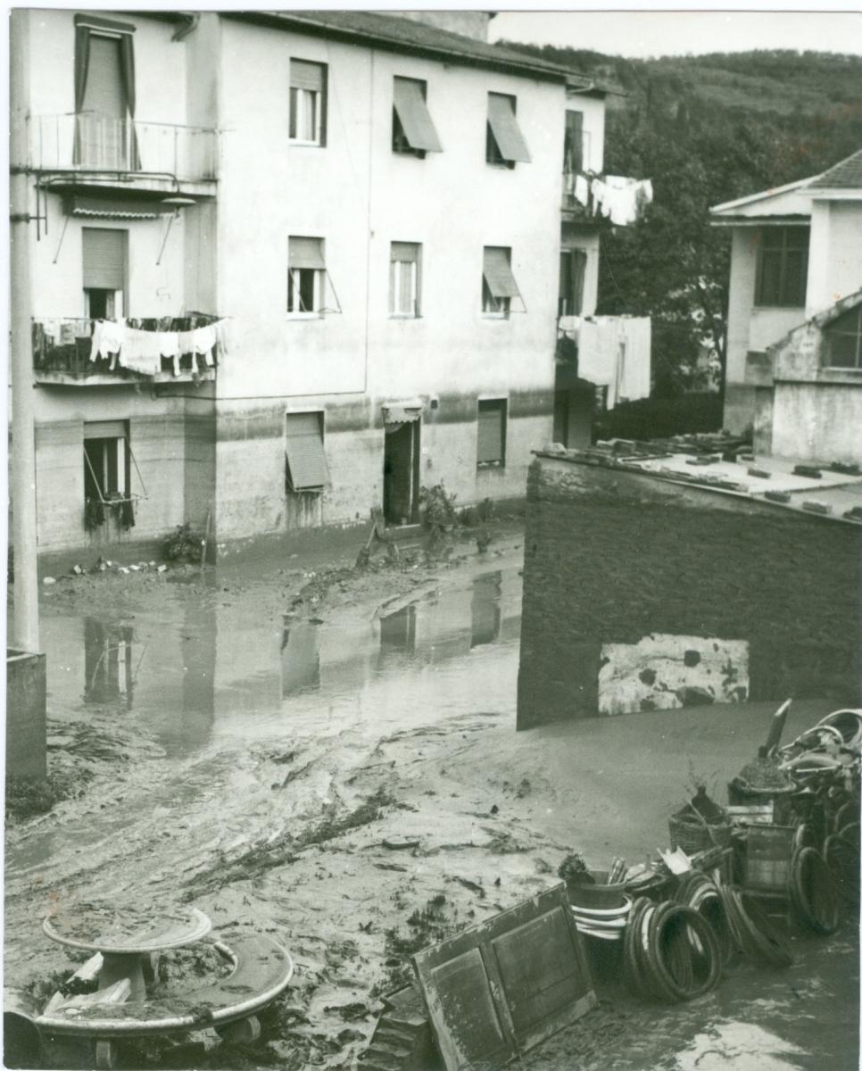 In ricordo dell'alluvione del 1966