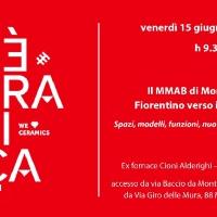 A Cèramica si parla del MMAB: Eugenio Giani inaugura il convegno sull'integrazione delle funzioni culturali