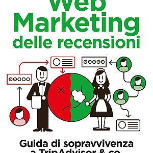 Copertina del libro Web Marketing delle recensioni