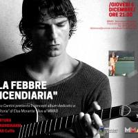"""Marco Cantini trasforma """"La Storia"""" in musica."""