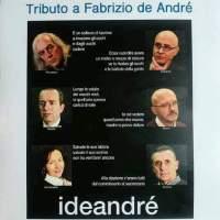 """""""Ideandré"""" al MMAB per un tributo al cantautore genovese"""
