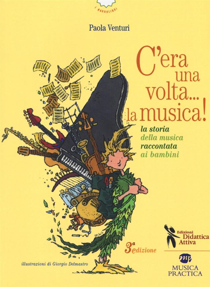 Copertina del libro C'era una volta la musica