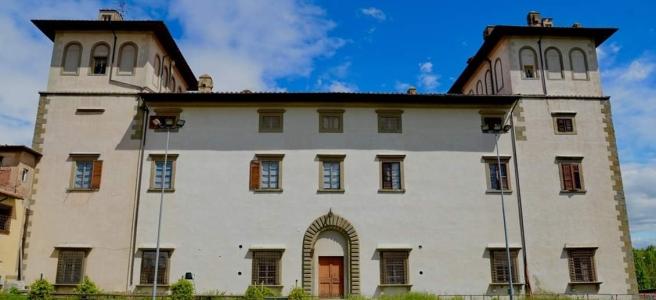 Villa prospetto SUD - foto Claudio Mastrodicasa