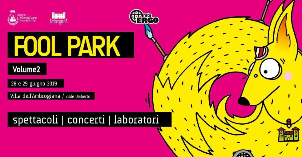 Banner evento Fool Park volume 2