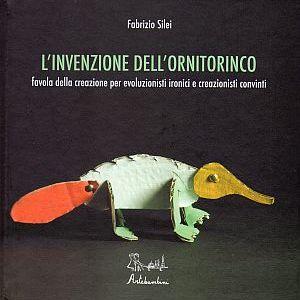 Copertina del libro l'invenzione dell'ornitorinco