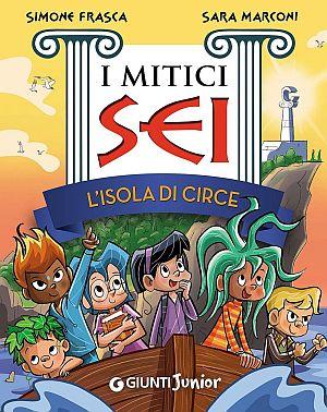 Copertina del libro L'isola di Circe