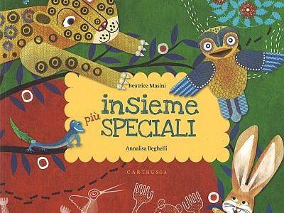 Copertina del libro Insieme più speciali