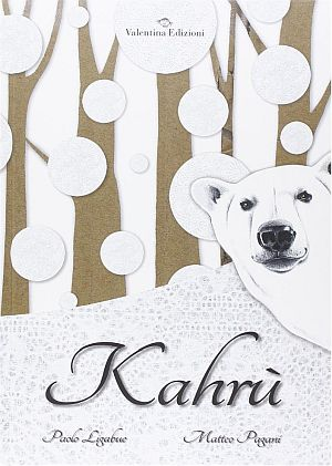 Copertina del libro Kahrù