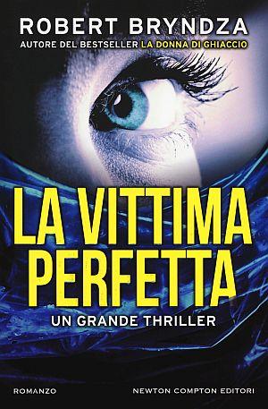 copertina del libro la vittima perfetta