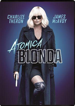 Copertina del dvd Atomica bionda