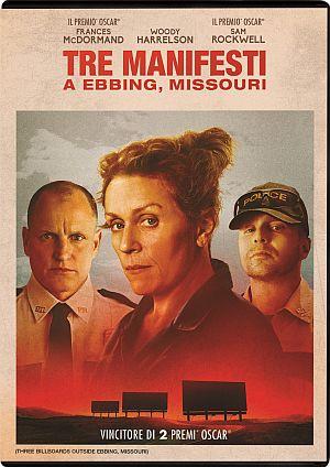 Copertina del dvd Tre manifesti a Ebbing Missouri