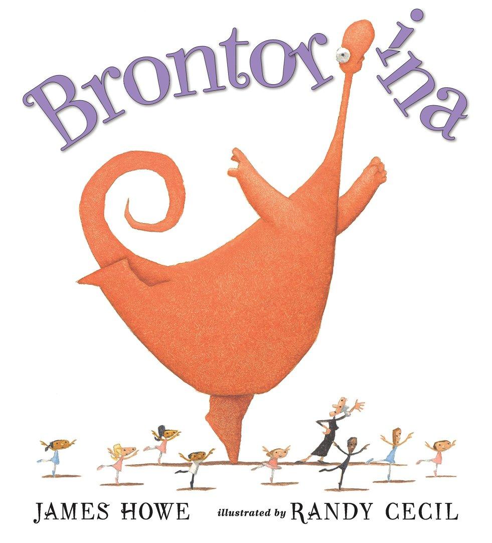 Copertina del libro Brontorina