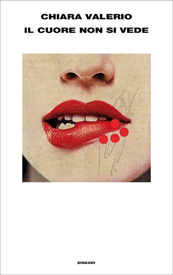 copertina del libro Il cuore non si vede