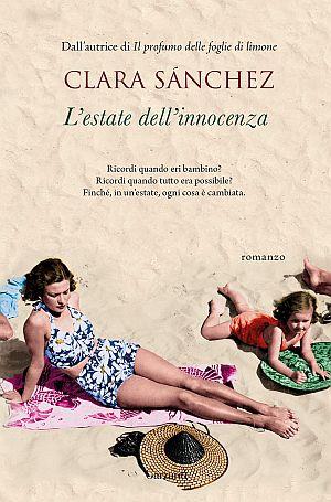 Copertina del libro L'estate dell'innocenza