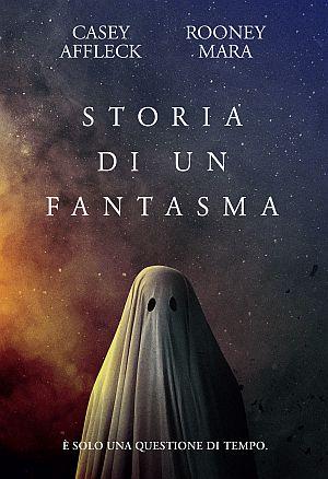 Locandina del film Storia di un fantasma