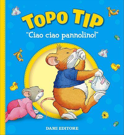Copertina del libro Ciao Ciao Pannolino