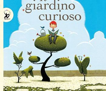 Copertina del libro il giardino curioso