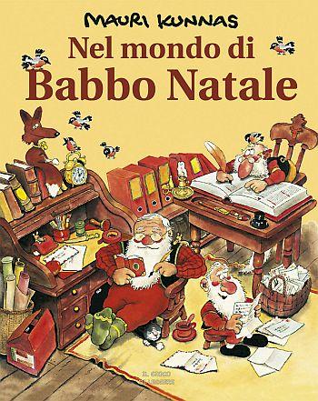 Copertina del libro Nel mondo di Babbo Natale