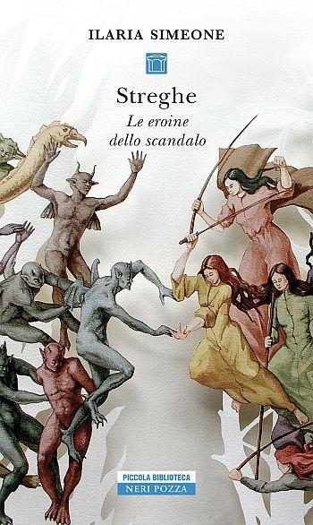 Copertina del libro Streghe